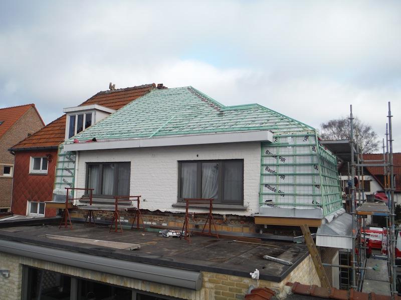 Isolation acoustique de toiture att nuer les nuisances for Isoler sa toiture