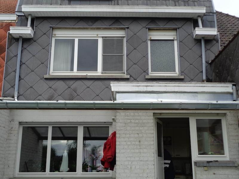 Renouvellement de la toiture terrasse notelarenlaan for La toiture terrasse